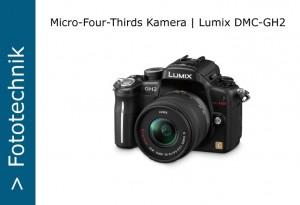 MFT Panasonic Lumix Lumix DMC-GH2