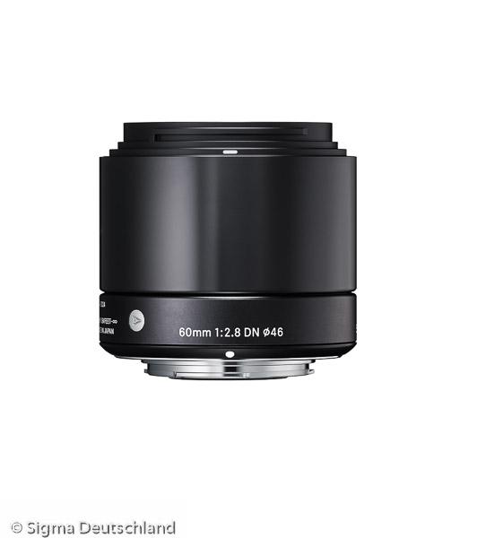 MFT Objektiv Sigma 60mm F2.8 DN