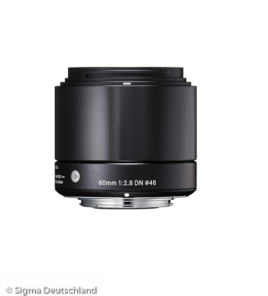Sigma 60mm F2.8 DN (Bild: Sigma)