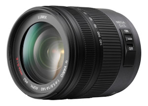 Panasonic Lumix G Vario HD 14-140mm (Bild: Panasonic)