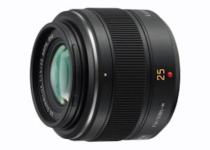 Panasonic Leica DG Summilux 25mm (Bild: Panasonic)