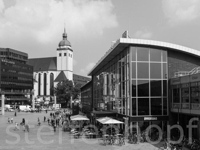 Köln - St. Mariä Himmelfahrt © Steffen Hopf
