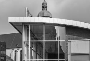 Spiegelung des Kölner Doms 03 © Steffen Hopf