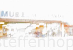 Kommen und Gehen am Museum Ludwig in Köln 01 © Steffen Hopf