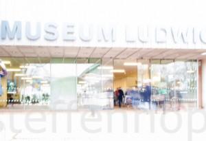 Kommen und Gehen am Museum Ludwig in Köln 03 © Steffen Hopf