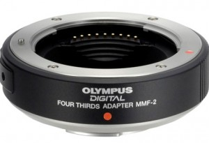 Olympus MMF-2 Four Thirds Adapter