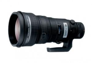Olympus ZUIKO DIGITAL 300mm (Bild: Olympus)