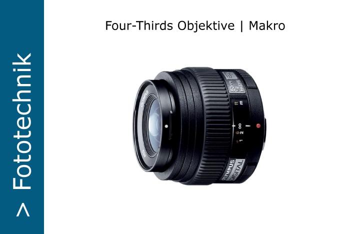Four-Thirds Makroobjektive