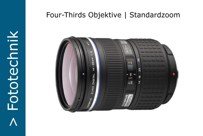 Four-Thirds Standardzoom