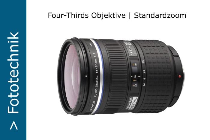 Four-Thirds Standardzoom