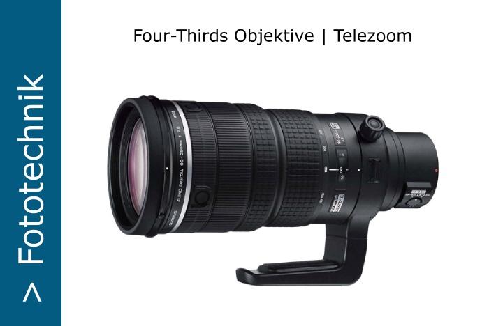 Four-Thirds Telezoom