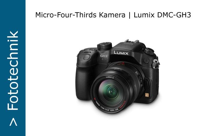 MFT Panasonic Lumix DMC-GH3