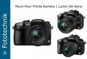 MFT Panasonic Lumix GH Serie