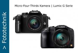 Panasonic Lumix G Serie