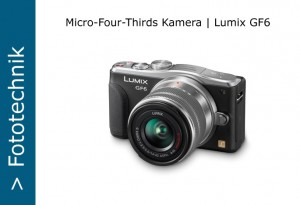 MFT Panasonic Lumix DMC-GF6