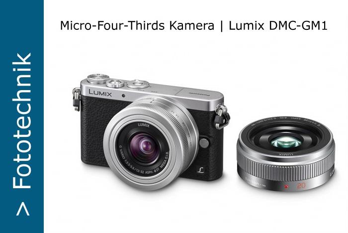 MFT Panasonic Lumix DMC-GM1