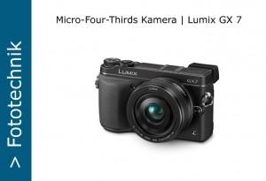 MFT Panasonic Lumix DMC-GX7