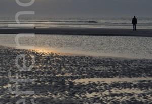 Sonnenuntergang an der Nordsee 01 ©steffenhopf