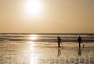 Sonnenuntergang an der Nordsee 02 ©steffenhopf