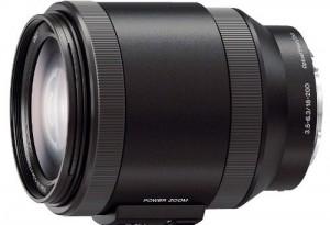 Sony E PZ 18–200 mm F3,5–6,3 OSS (Bild: Sony)