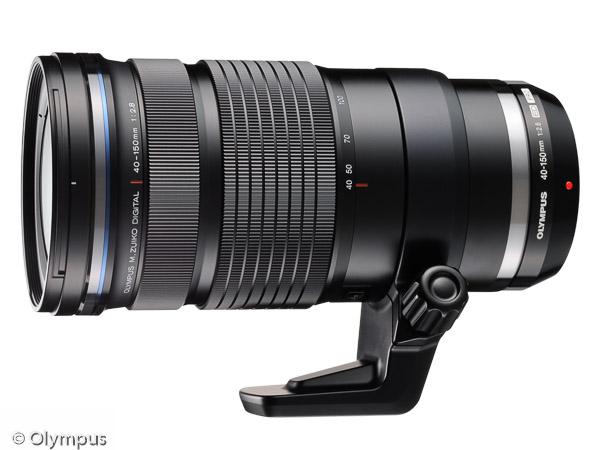 Olympus M.Zuiko Digital ED 40-150mm PRO (Bild: Olympus)