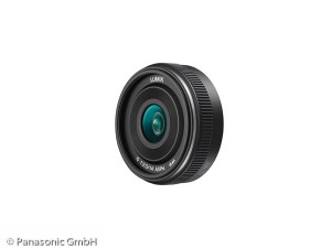 Panasonic Lumix G 14mm II (Bild: Panasonic)