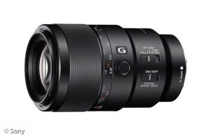 Sony FE 90mm F2.8 Makro G OSS (Bild: Sony)