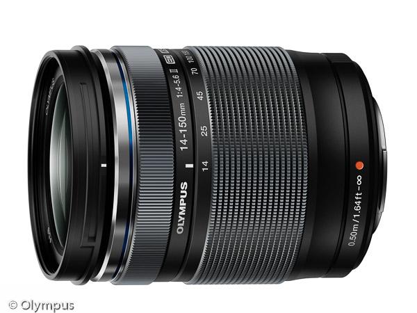 MFT Objektiv Olympus M.Zuiko Digital ED 14-150 mm II