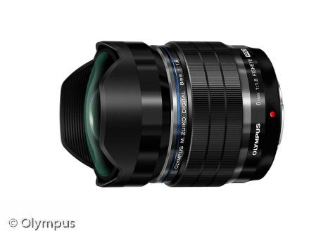 MFT Objektiv Olympus M.Zuiko Digital ED 8 mm Fisheye PRO