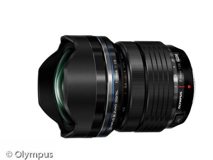 MFT Objektiv Olympus M.Zuiko Digital ED 7-14 mm PRO