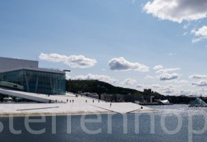 Oslo - Opernhaus