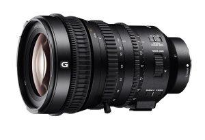 Sony E PZ 18–110mm F4 G OSS (Bild: Sony)