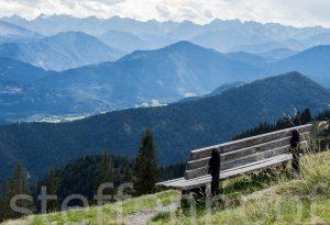 Alpenblick Brauneck