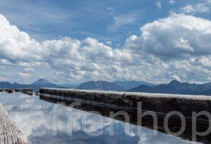 Wolkenspiel am Brauneck