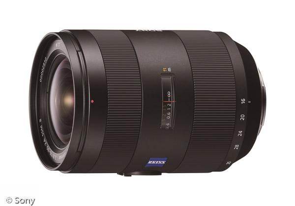 Sony Vario-Sonnar® T* 16-35 mm F2,8 ZA SSM II (Bild: Sony)