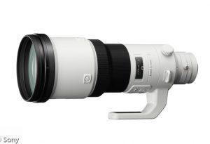 Sony SAL500F40G (Bild: Sony)
