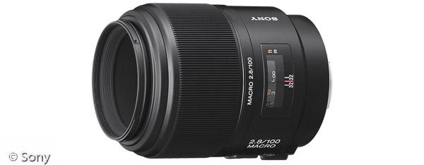 Sony 100 mm F2,8 Makro (Bild: Sony)