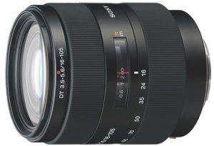 Sony SAL-16105 (Bild: Sony)