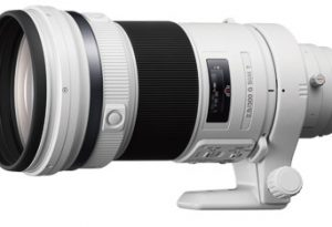 Sony SAL-300F28G2 (Bild: Sony)