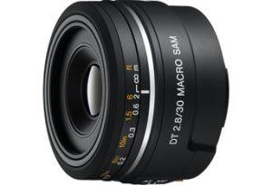 Sony SAL-30M28 (Bild: Sony)