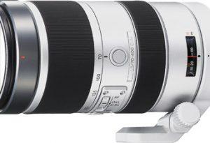 Sony SAL-70400G (Bild: Sony)