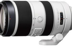 Sony SAL-70400G2 (Bild: Sony)