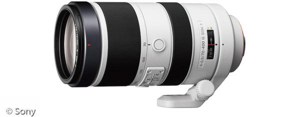 Sony 70-400 mm F4-5,6 G SSM II (Bild: Sony)