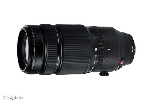 FUJINON XF 100-400mm F4.5-5.6 R LM OIS WR (Bild: Fujifilm)
