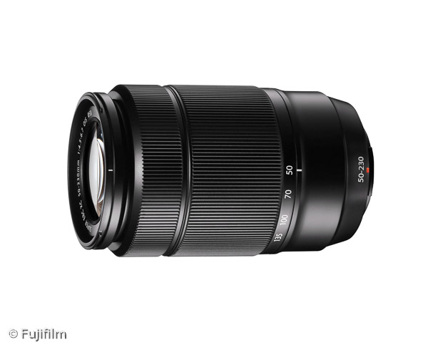 FUJINON XC 50-230mm F4.5-6.7 OIS II (Bild: Fujifilm)