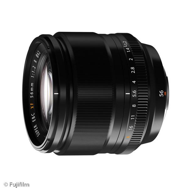 FUJINON XF 56mm F1.2 R (Bild: Fujifilm)