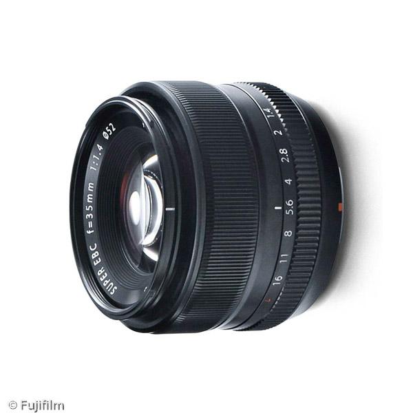 FUJINON XF 35mm F1.4 R (Bild: Fujifilm)