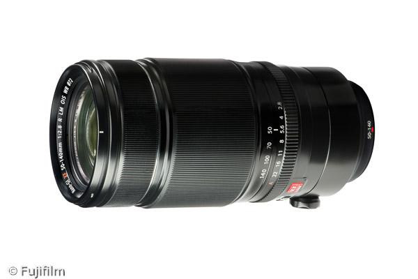 FUJINON XF 50-140mm F2.8 R LM OIS WR (Bild: Fujifilm)
