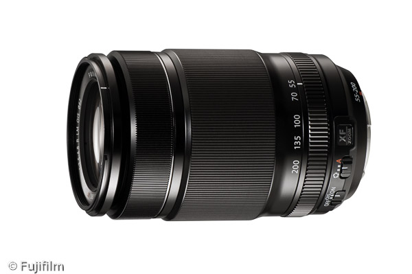 FUJINON XF 55-200mm F3.5-4.8 R LM OIS (Bild: Fujifilm)
