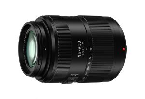 Panasonic Lumix G Vario 45-200mm II (Bild: Panasonic)